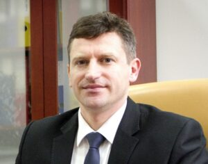 Zdjęcie Burmistrza Lidzbarka Warmińskiego Pana Jacka Wiśniowskiego